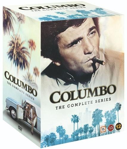 Columbo - Complete Series 1-7 DVD