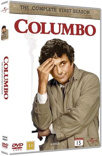 Columbo - Säsong 1 DVD