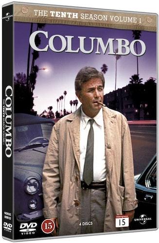 Columbo - Säsong 10 vol 1 DVD