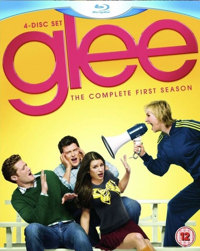 Glee - Säsong 1 (Blu-ray) import med svensk text