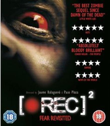Rec 2 (Blu-ray) (Import)