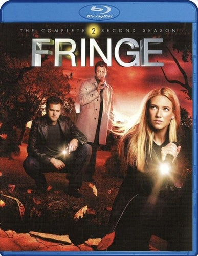 Fringe - Season 2 (Blu-ray) (Import)