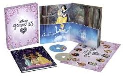 Disney Princess Complete Collection bluray (import)