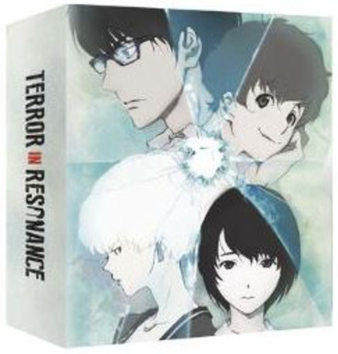Terror In Resonance - Ultimate Edition bluray (import)