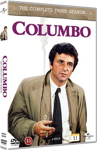 Columbo - Säsong 3 DVD