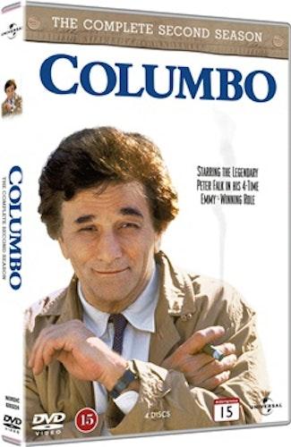 Columbo - Säsong 2 DVD