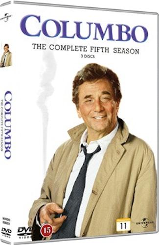 Columbo - Säsong 5 DVD