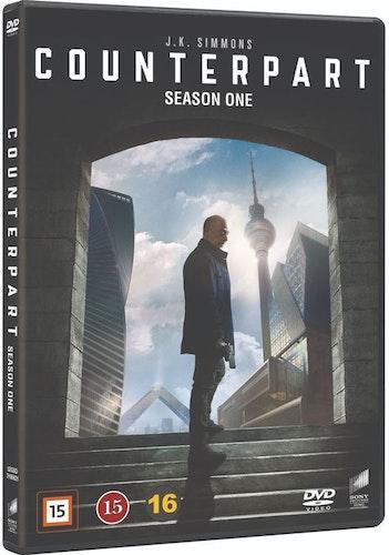 Counterpart - Säsong 1 DVD
