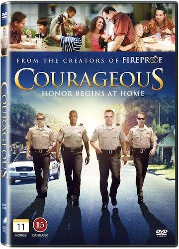 Courageous DVD