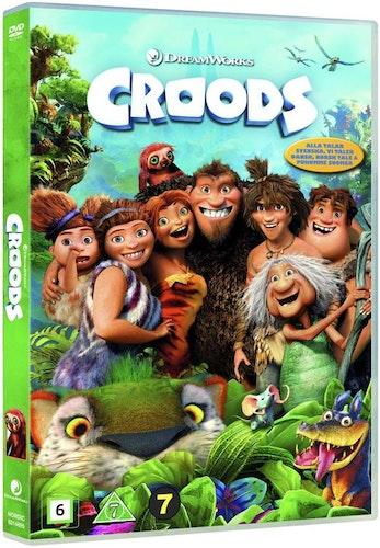 Croodarna DVD