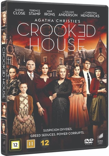 Crooked House DVD