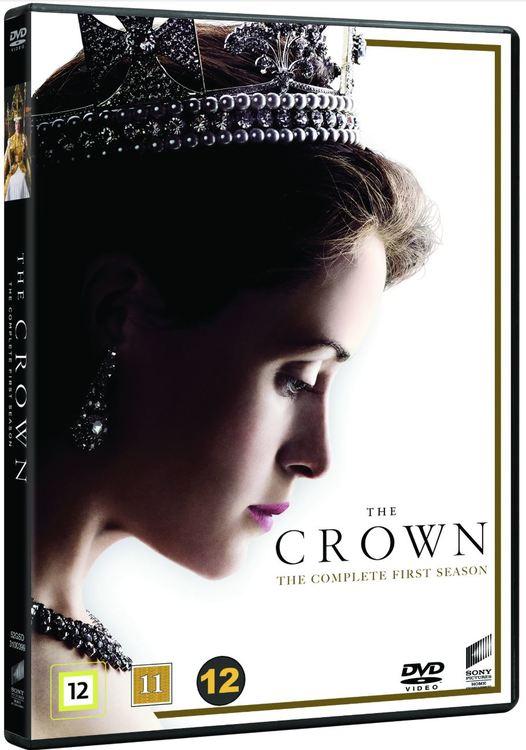 The Crown - Säsong 1 DVD