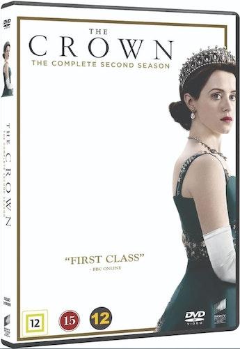 The Crown - Säsong 2 DVD
