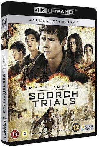 Maze Runner: The Scorch Trials (UHD+BD)