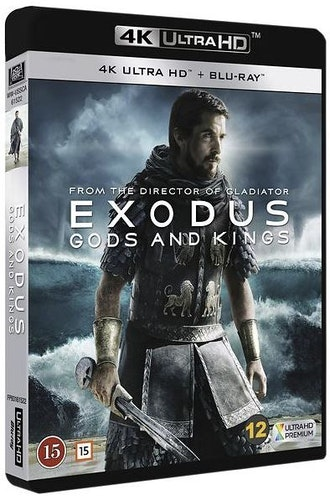 Exodus: Gods and Kings (UHD+BD)