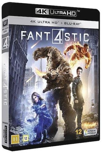Fantastic Four (UHD+BD)