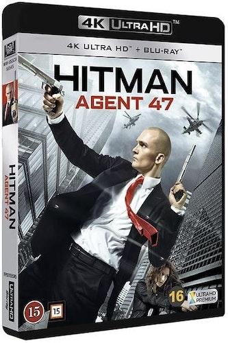 Hitman: Agent 47 (UHD+BD)