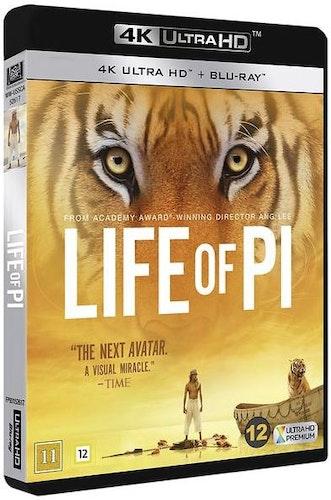 Life of Pi (UHD+BD)