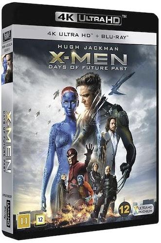X-Men: Days of Future Past (UHD+BD)