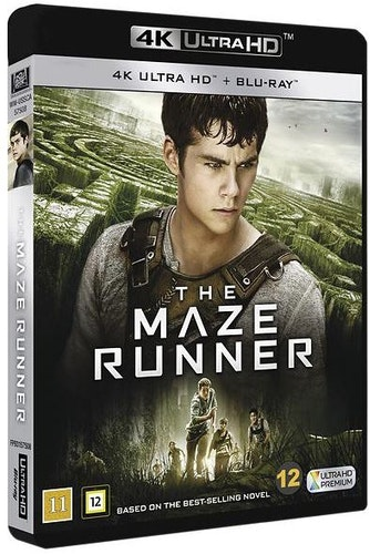 The Maze Runner (UHD+BD)