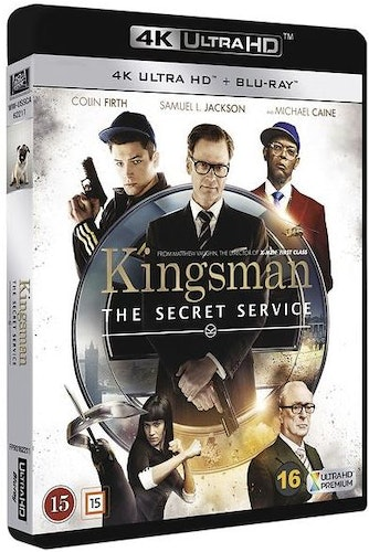 Kingsman: The Secret Service (UHD+BD)
