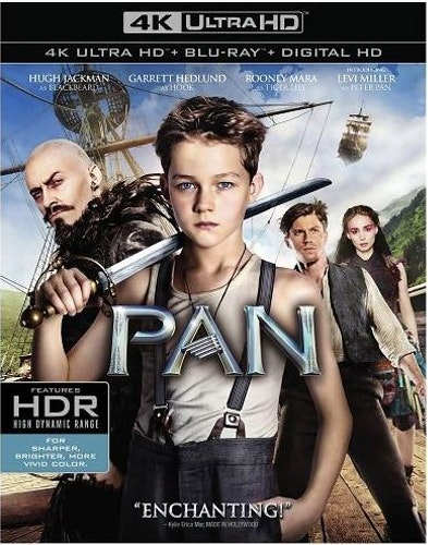 Pan (UHD+BD)