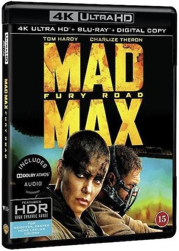 Mad Max - Fury road - 4K Ultra HD Blu-ray