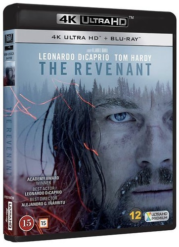 The Revenant - 4K Ultra HD Blu-ray + Blu-ray