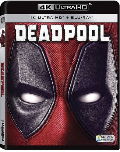 Deadpool (UHD+BD) import