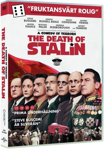 Death of Stalin DVD