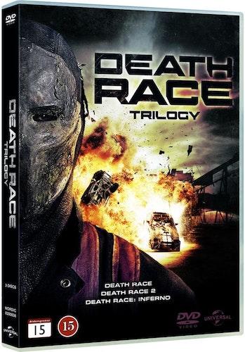 Death Race Trilogy DVD
