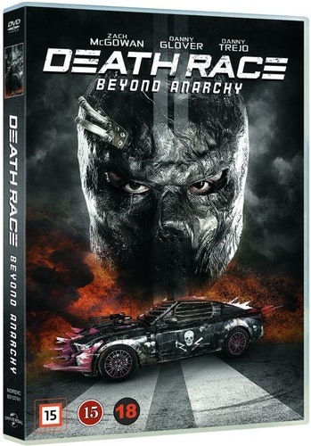 Death Race: Beyond Anarchy DVD