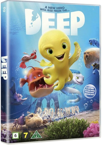 Bläckis DVD