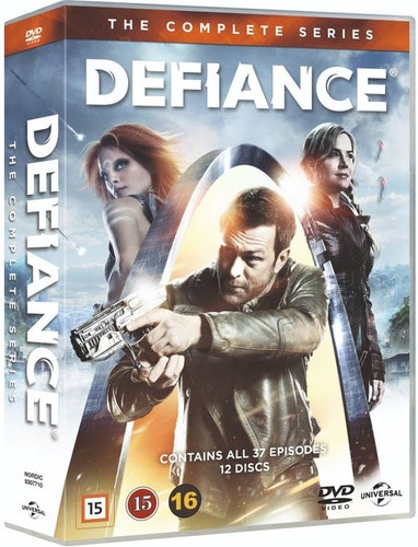 Defiance - Säsong 1-3 complete series DVD