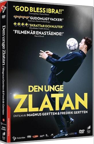 Den Unge Zlatan DVD