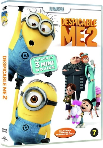 Dumma Mej 2 DVD
