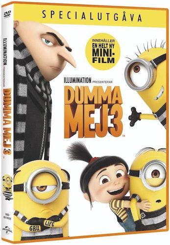 Dumma Mej 3 DVD