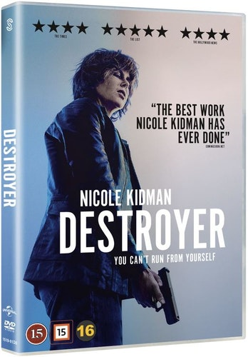 Destroyer DVD