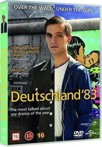Deutschland 83 - Säsong 1 DVD