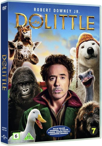 Dolittle DVD