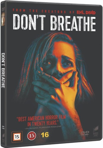 Don't Breathe DVD UTGÅENDE