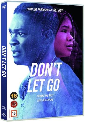 Don't let go DVD