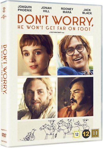 Don't Worry, He Won't Get Far on Foot DVD
