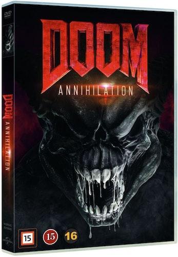 Doom: Annihilation DVD