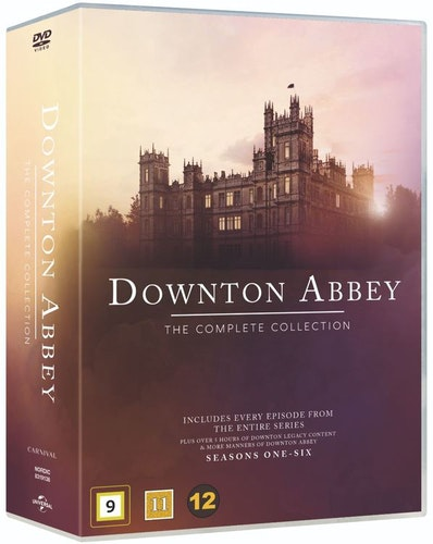 Downton Abbey - The Complete Collection DVD