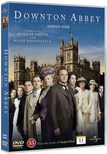 Downton Abbey - Säsong 1 DVD