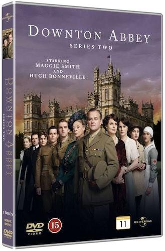 Downton Abbey - Säsong 2 DVD