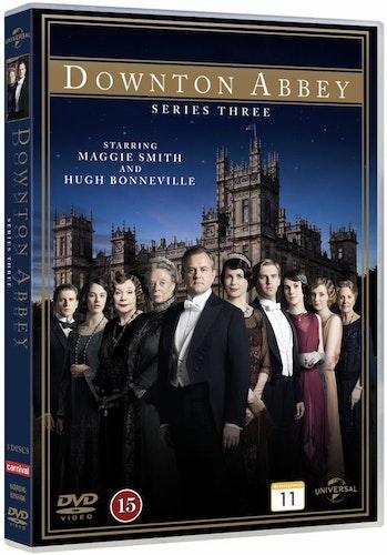 Downton Abbey - Säsong 3 DVD