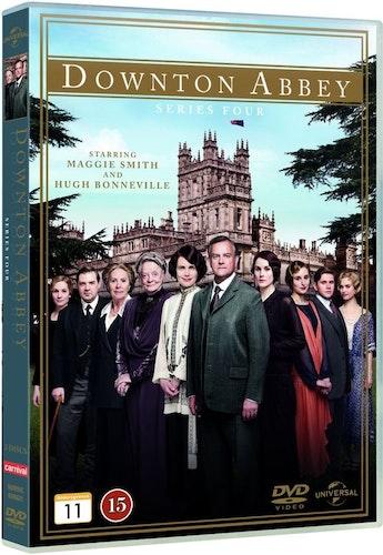 Downton Abbey - Säsong 4 DVD