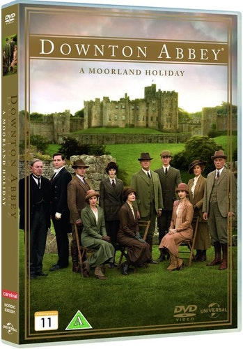 Downton Abbey: A Moorland Holiday DVD
